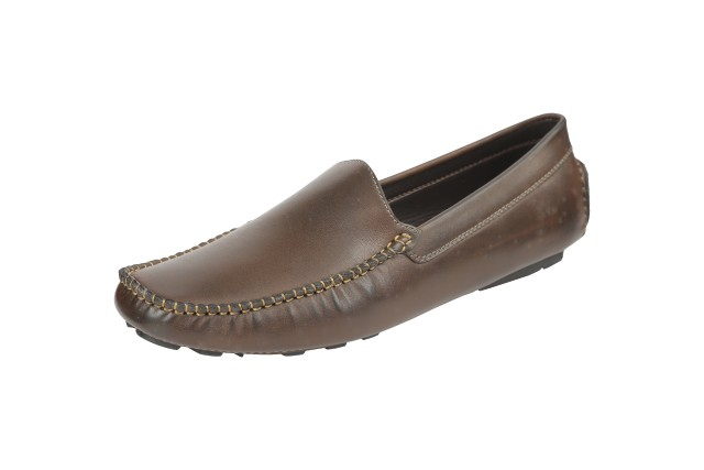Men Loafer Shoes ( Brown)