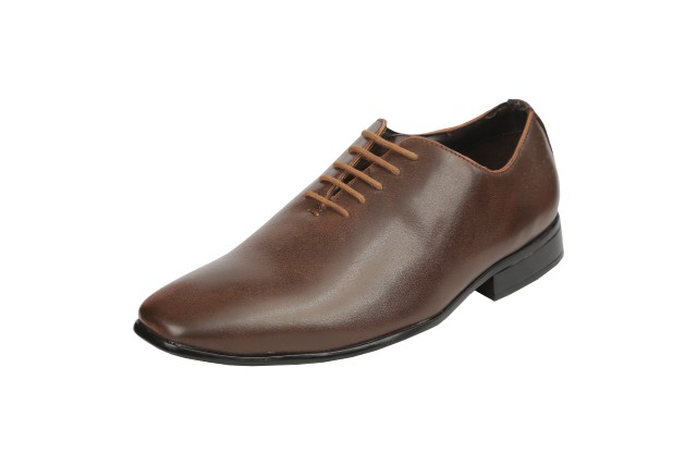 Men Formal Shoes (Brown)