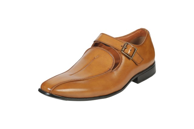 Men Formal Shoes (TAN)