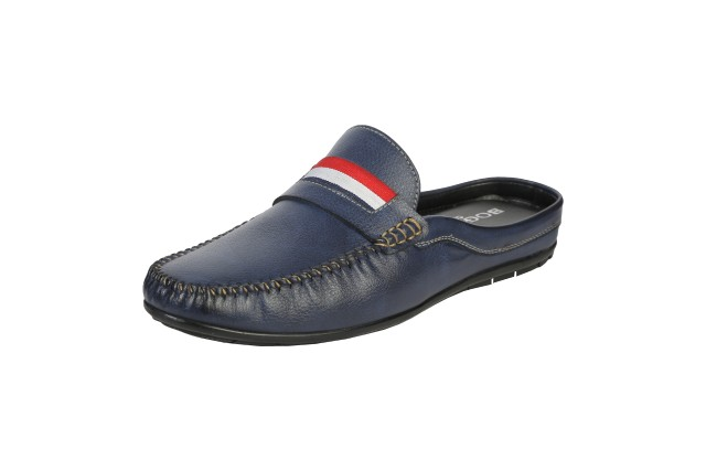 Men Formal Mule Blue