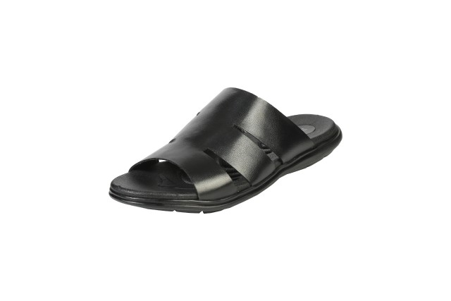 Men Slipper (Black)