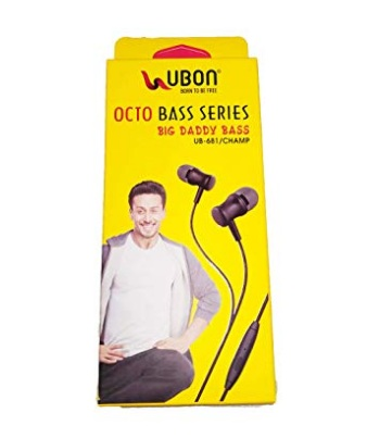 Ubon Mobile Headset Octo Bass Series Big Daddy Bass Ub-681/Champ Ub-681/Champ