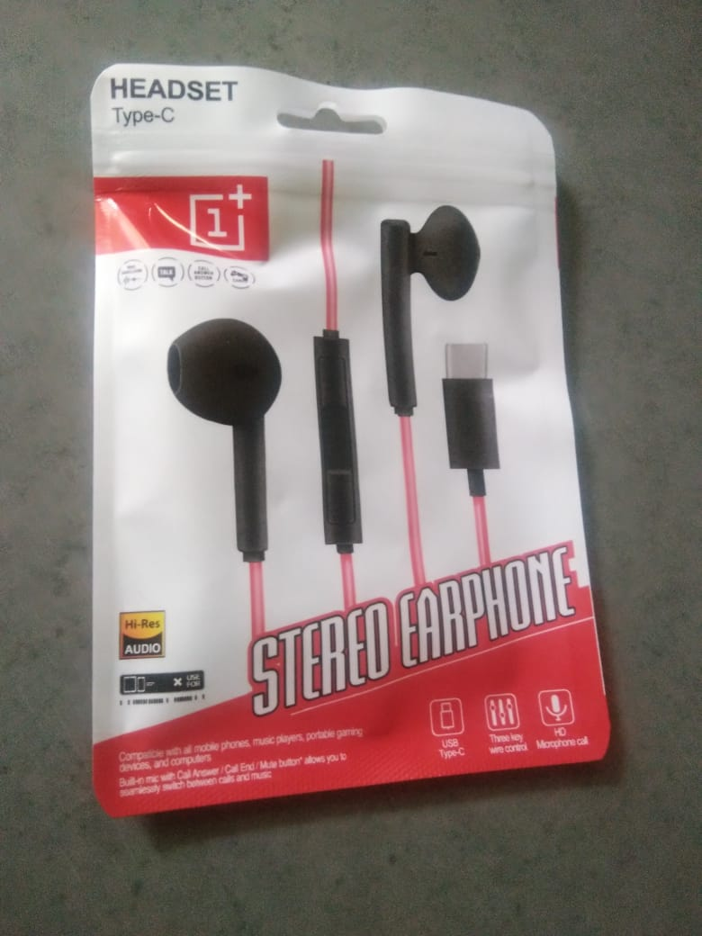 TYPE C EARPHONE