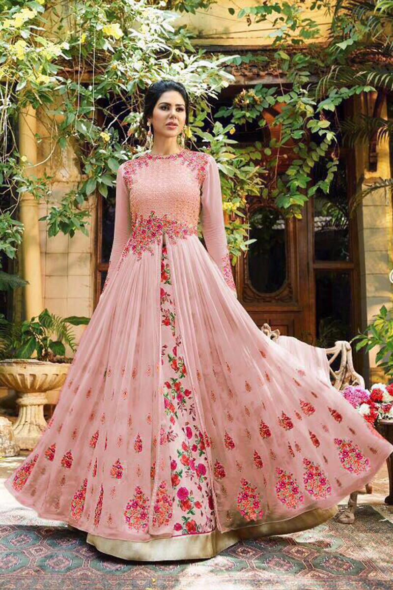 Glorious Designer And Festival Wear Long Gown