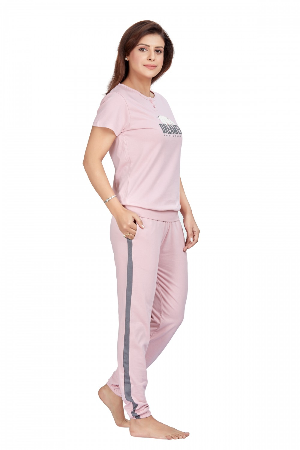 July Nightwear for women T- Shirt   Pyjama-PC747