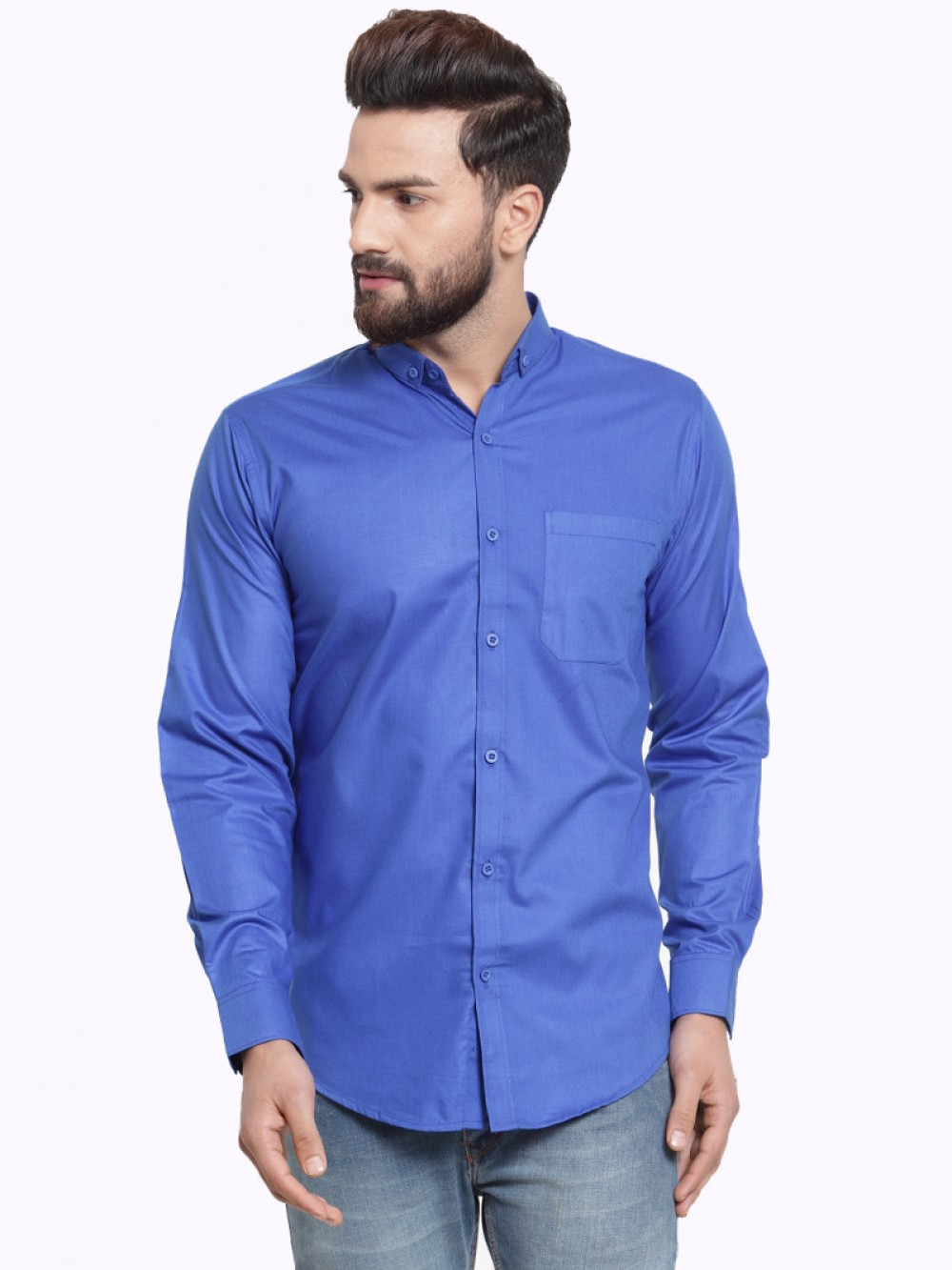 Blue Wear Full Sleeve Shirt