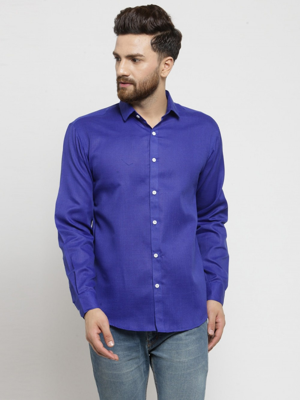 Dark Blue Color Shirt