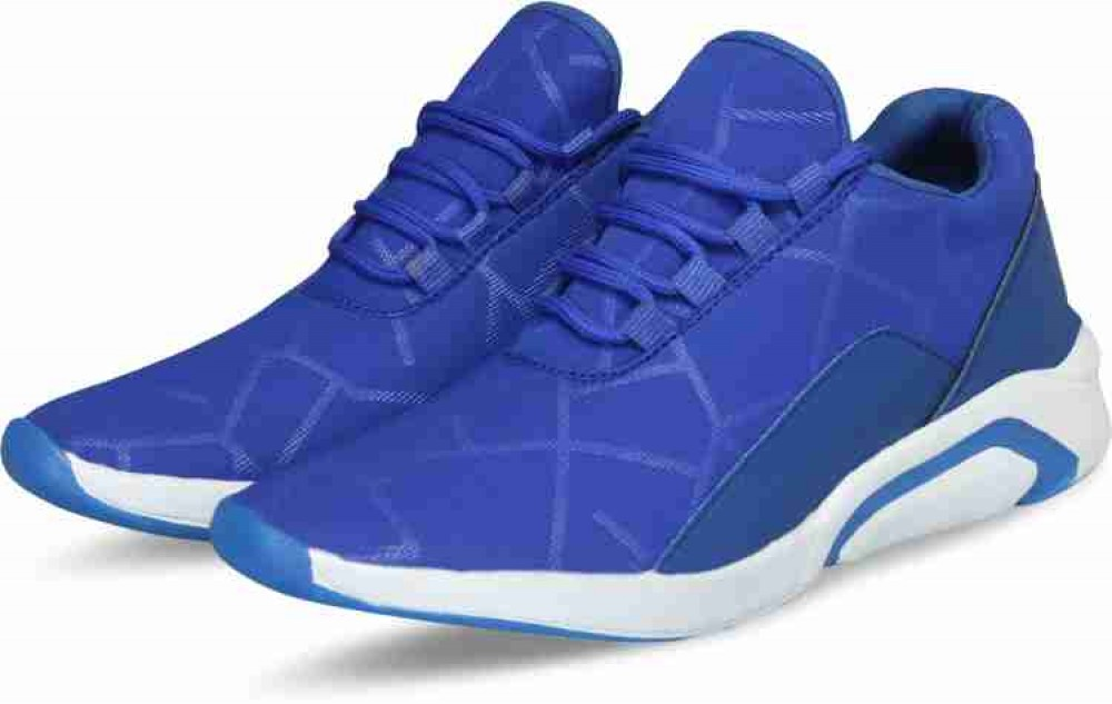 100% Genuine Fabric Sneaker Shoes For Men