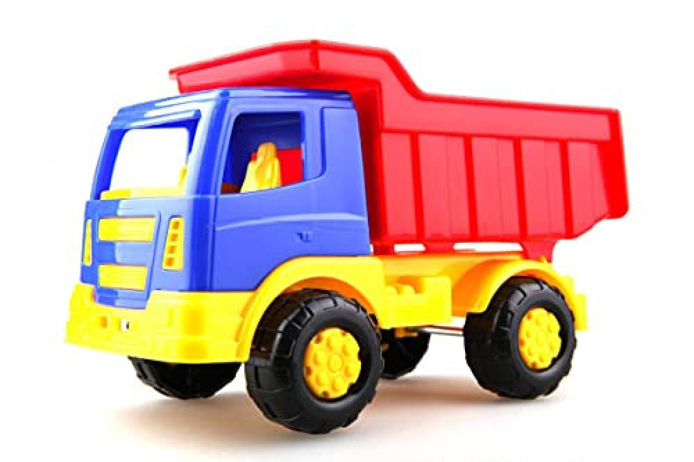Construction Truck Toys Construction Vehicles Site for Kids Engineering Toys Cars Play Set for Boys Sandbox Truck Vehicles  Combo Set of 2