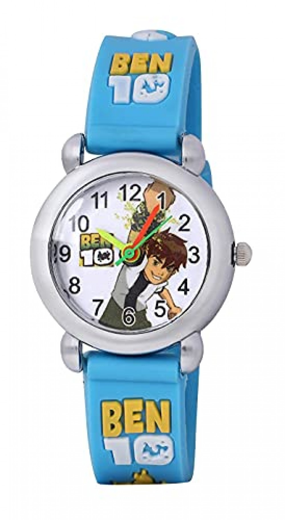 Analogue White dial Boy  39 s and Girl  39 s Kids Watch  3-10 Years