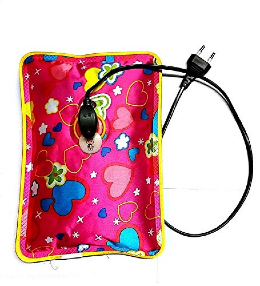 Heating bag  hot water bags for pain relief  heating bag electric  Heating Pad-Heat Pouch Hot Water Bottle Bag  Electric Hot Water Bag heating pad with for pain relief Multi Color