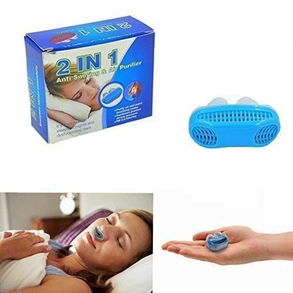 Snoring stopper Anti Snoring Device For Men and Women   snore stopper   Air Purifier Sleep-Aid And Very Use Full