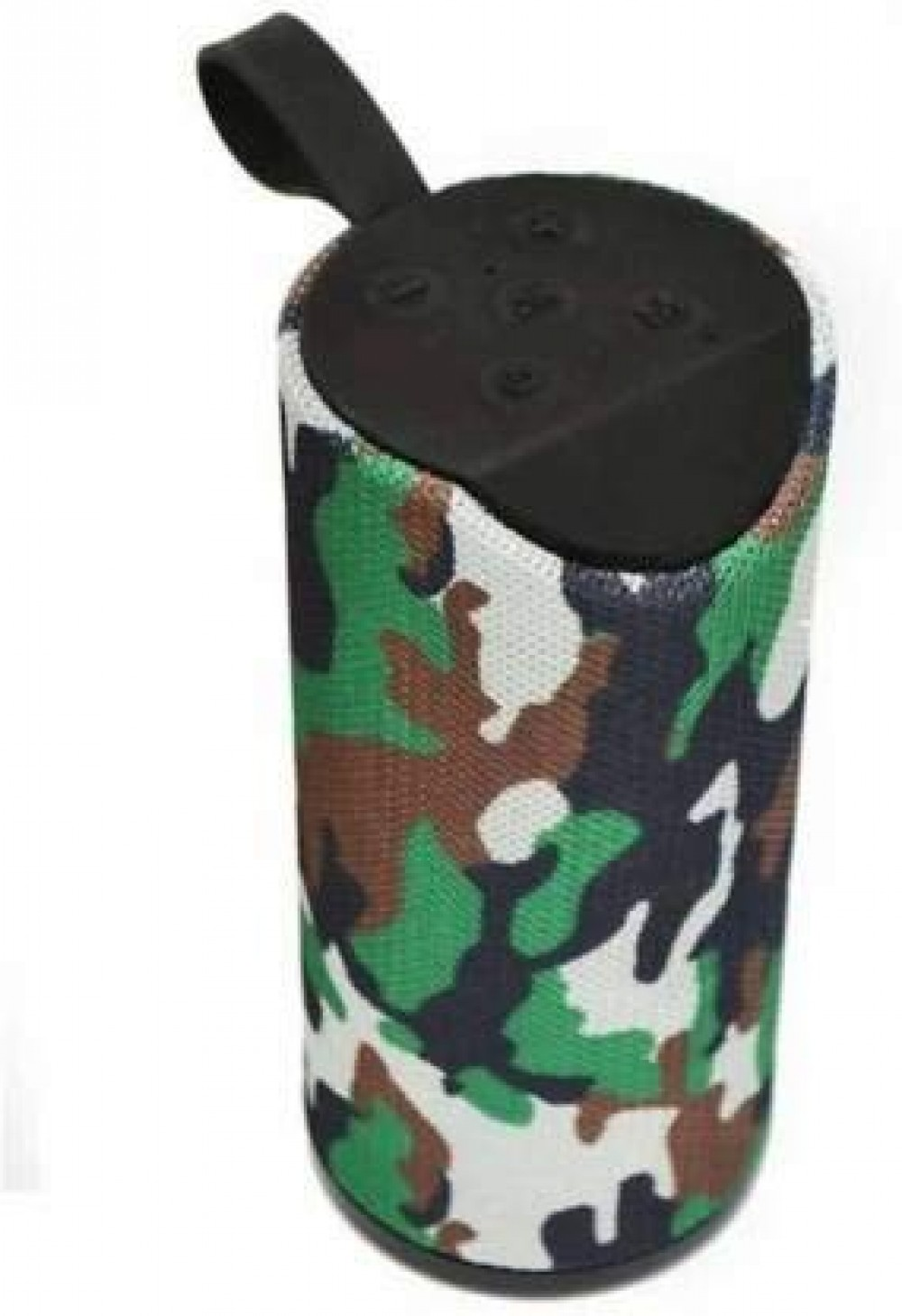 TG113 2 0 Channel Wireless Bluetooth Portable Speaker  Military Color